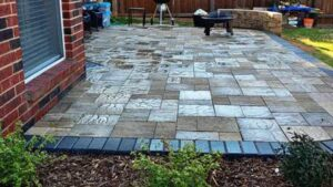 Building a Paver Patio