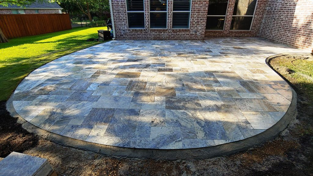 4 Best Stone Patio Paving Materials