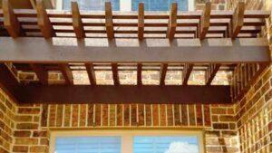 Building a Cedar Pergola