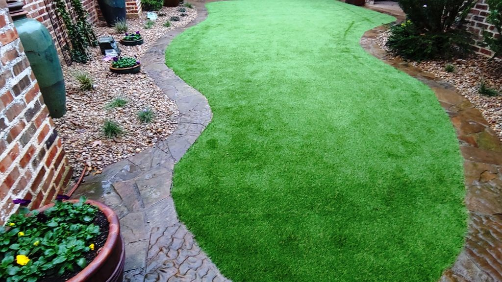 How Much Does Artificial Grass Cost In Dallas Cost Of Synthetic Turf