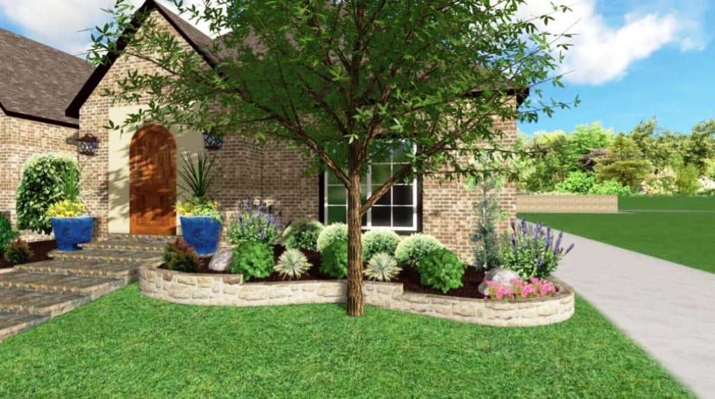 How Much Is Landscape Design In Texas Landscape Design Cost