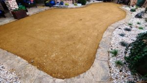 Ground Preparation for Artificial Lawn Installation