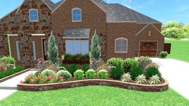 Landscape Design Frisco TX