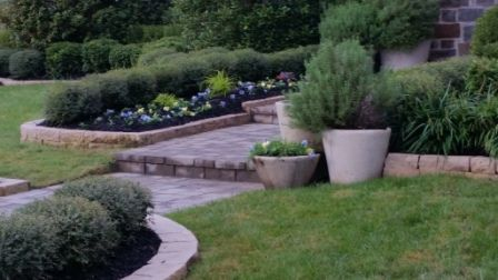 Prosper TX Landscaping Design