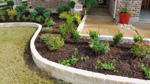 Front Yard Landscaping Remodel