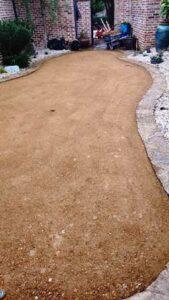 Cheap Walkway Material Decomposed Granite