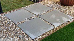 Concrete Paver Stepping Stones