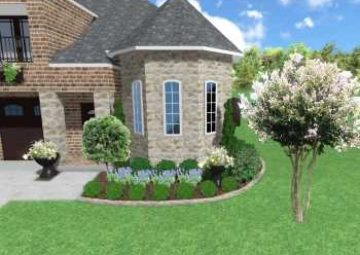 Landscape Design Service Backyard Landscape Design Outdoor Design